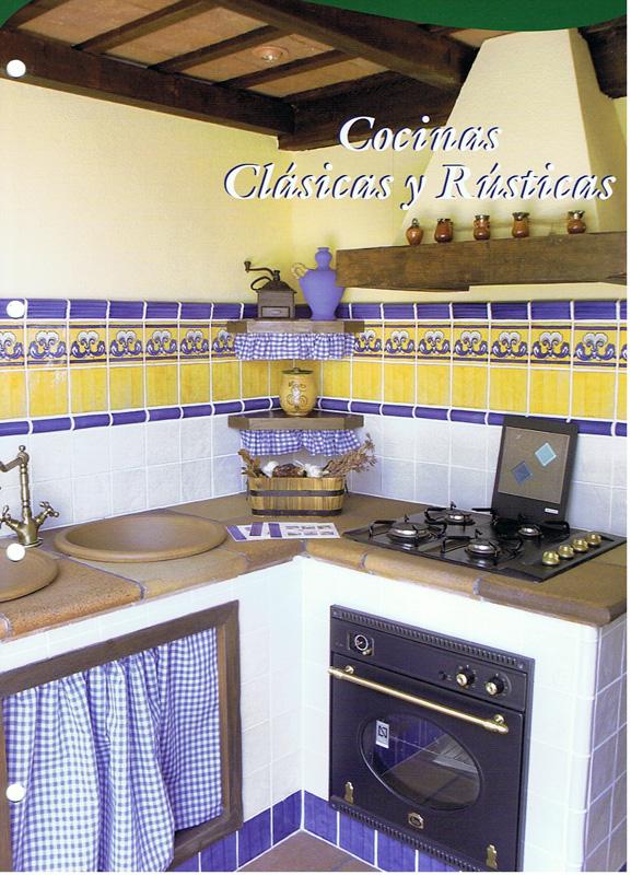 2013 dise o e comunicarte interactiva for Azulejos para cocinas rusticas